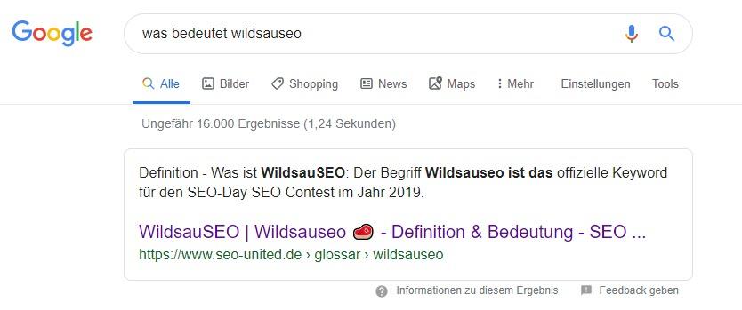 wildsauseo seo united